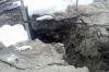 «Огромный овраг прямо под моей кухней». В ямальском поселке новые дома уходят под землю
