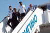 Сборная Панамы прилетела в Нижний Новгород
