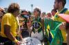 Бразильских болельщиков будут судить за сексистскую шутку в адрес россиянки