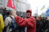 Возле здания Верховной рады произошли столкновения с полицией