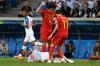 Бельгия разгромила Тунис во втором матче группового этапа