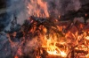В Хакасии горит абазинский лес