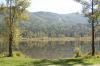 Знаменитое озеро Манжерок на Алтае закрыли для туристов
