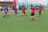 Заряжены на ЧМ: в Новосибирске прошел инклюзивный футбольный матч