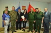 Погибшего в Сирии оренбуржца посмертно наградили орденом Мужества