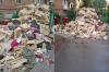 «Выше головы». В одном из районов Новосибирска выросла мусорная гора