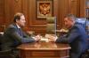 Волгоградский губернатор поговорил с Денисом Мантуровым