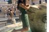 Россиянку оштрафовали на 105 евро за фото в центре Рима