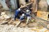 В Новосибирске упавшим краном придавило рабочего