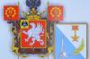 «Это предмет интерьера»: Вавилов принес герб из заксобрания, чтобы показать в чем он неправильный
