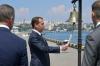 Киев протестует из-за визита Медведева в Крым