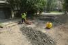 Качество ремонта дворов проконтролировал мэр Иркутска