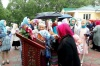 В Уссурийске открыли мемориальную доску в честь Николая II