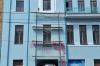 В Красноярске вандалы разрисовали только что отремонтированный дом-памятник
