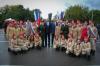 Триста первокурсников Череповецкого высшего военного училища приняли присягу