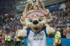 Забивака стал самым популярным сувениром в Петербурге во время ЧМ-2018