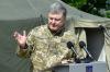 Порошенко опубликовал видео испытаний нового украинского танка