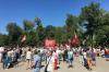 Лидеры оппозиционных партий в Самаре провели показательную акцию протеста