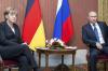 Путин и Меркель не планируют обсуждать финансовую поддержку Турции