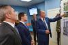 Дмитрий Артюхов и Александр Моор провели рабочий день в Надымском районе