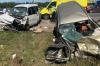 Страшная авария на трассе под Томском. Есть жертвы