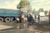 Два оренбуржца погибли в ДТП с пожаром
