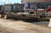 В Перми укладывают трамвайные рельсы на улице Уральской