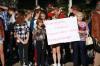 Жители Владивостока вышли на митинг в поддержку Андрея Тарасенко
