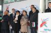 Губернатор Югры приняла участие в параде российского студенчества
