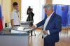 Мэр Саранска Петр Тултаев проголосовал на довыборах в Госсобрание