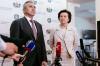 Наталья Комарова и Александр Моор посетили крупнейший завод плит в УрФО