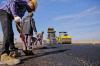Овсянников распорядился ускорить ремонт дорог в селах Севастополя
