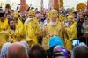 Патриарх Кирилл освятил храм в Югре