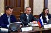 Моор обсудил совместные проекты с иностранными дипломатами