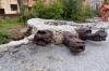 Жители Медвежьегорска возмутились видом детской площадки, построенной по госпрограмме