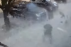 Опубликовано видео взрыва, при котором погиб глава ДНР Захарченко