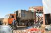 В Забайкалье приставы арестовали десять единиц мусоровозов за большие долги