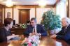 Сергей Меняйло обсудил с губернатором Томской области социально-экономические вопросы региона