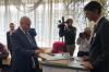 Председатель Курултая проголосовал на выборах