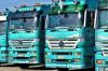 Жители деревни АРО ставят заслон грузовикам