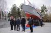 Губернатор Александр Моор открыл в Тюмени новый военный мемориал