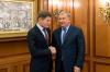 Игорь Сечин и глава Приморского края провели рабочую встречу
