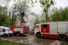 Из-за пожара в екатеринбургской больнице эвакуированы 68 человек