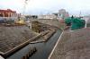 Жвачкин проверил, как реконструируют Каменный мост и главный проспект Томска