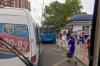 В Орле троллейбус въехал в людей. Есть погибшие