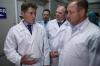 Олег Кожемяко посетил артемовскую городскую больницу в Приморье