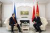 «Умоляем, Россия, уберите войска». Порошенко нарушил протокол на встрече с Лукашенко