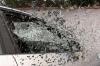 Машина всмятку: автобус протаранил иномарку на «проклятом» перекрестке в Заринске