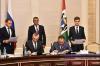 Мосты наведены: Травников подписал соглашения о сотрудничестве с Тувой и Кузбассом
