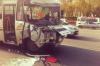 Число пострадавших в ДТП с автобусом в Уфе увеличилось до 15 человек